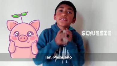 Photo of Niños y niñas elquinos regresan a la TV para enseñar inglés a través de divertidas cápsulas