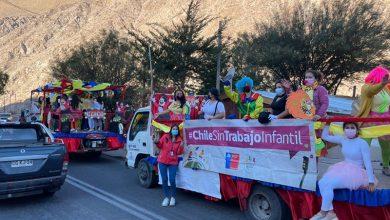 Photo of En Paihuano celebran el día del niño y llaman a erradicar el Trabajo Infantil