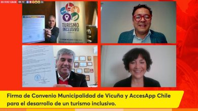 Photo of Vicuña encabeza Seminario Internacional de Turismo Inclusivo
