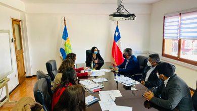 Photo of Alcalde de Vicuña y Gobernadora Regional analizan proyectos de la comuna elquina