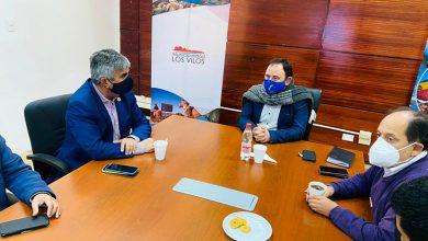 Photo of Vicuña y Los Vilos desarrollarán un plan de trabajo conjunto para potenciar sus comunas
