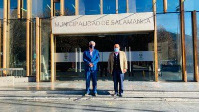Photo of Municipios de Vicuña y Salamanca estrechan lazos en el ámbito social y el turismo