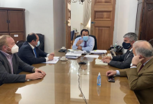 Photo of Alcaldes analizan temáticas de sequía, empleo y seguridad con Subsecretario del Interior