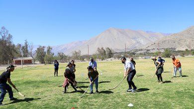 Photo of Rescatan actividades ancestrales con la práctica del palín y el senderismo patrimonial