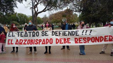 Photo of Manifiestan preocupación  por el espacio cultural Teatro Centenario de La Serena