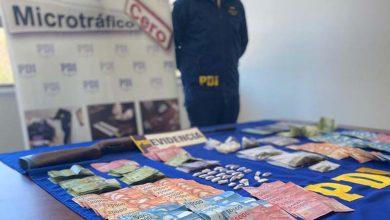 Photo of Denuncias anónimas por microtráfico de drogas permitieron la detención de 8 imputados en Vicuña