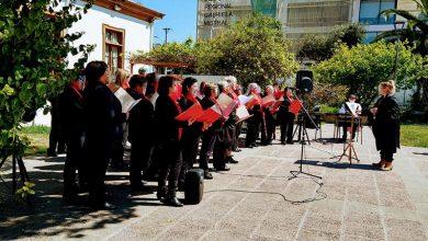 Photo of Casa Gabriela Mistral abre sus puertas para recibir al Coro municipal de Adultos Mayores