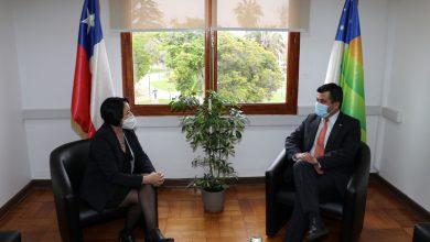 Photo of Gobernadora Regional y Delegado Presidencial abordaron diversos temas en su primer encuentro oficial
