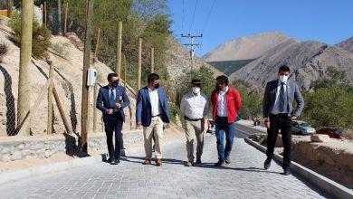 Photo of Pavimentan importante y transitado camino de la comuna de Paihuano