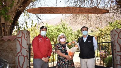 Photo of Autoridades visitan a mujeres rurales como una muestra de reconocimiento