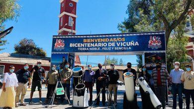 """Photo of Vicuña vivirá el """"Mes de las Estrellas"""" con grandes exponentes de la astronomía"""