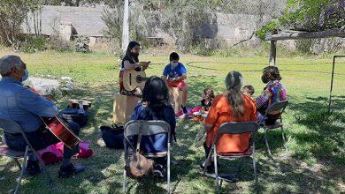 """Photo of Taller de """"Música Terapia"""" un espacio de inclusión para la comunidad en Vicuña"""